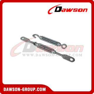DIN1480 Turnbuckles With Plane Ends