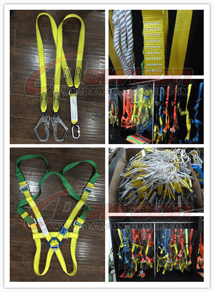 China Energy Absorbing Lanyards - Dawson Group Ltd. - China Manufacturer Supplier Factory