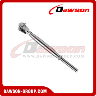 Stainless Steel Rigging Screw Fork & Terminal