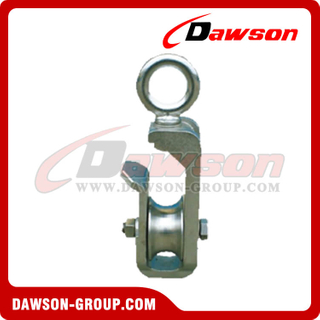 DS-B180 A Snatch Block with Eye A Type