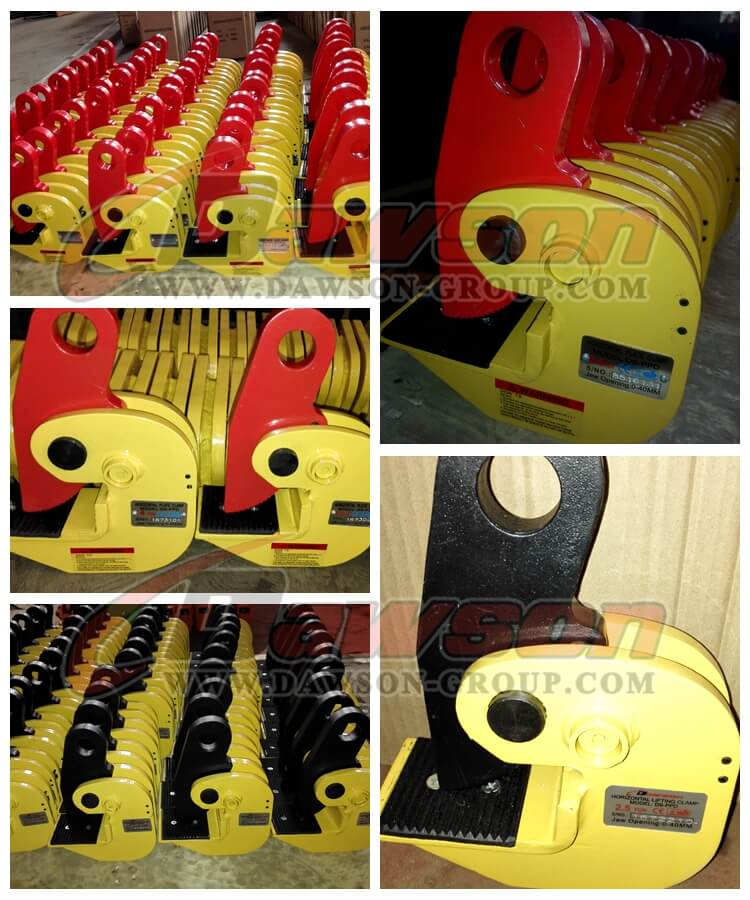 DS-PPD Horizontal Plate Clamp - China manufacturer supplier