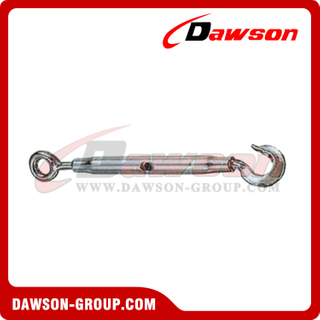 Stainless Steel Turnbuckle DIN 1478 Eye and Hook