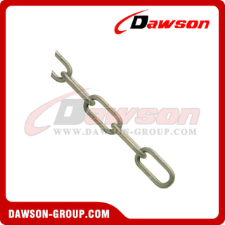Ordinary Mild Steel Long Link Chain