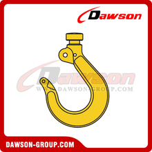 DS041 Forged Block Hook