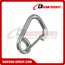 Stainless Steel Delta Simple Hook