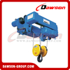 Low Headroom Electric Wire Rope Hoist For Lifting Hoist
