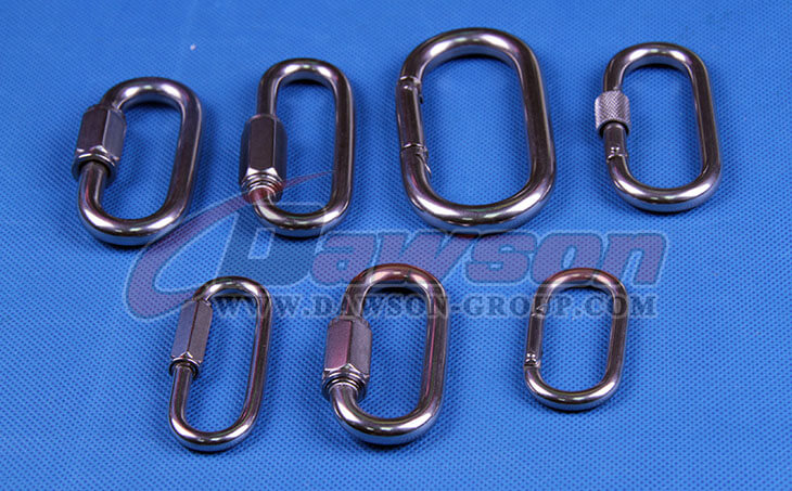 Stainless Steel Quick Links - China manufacturer supplier
