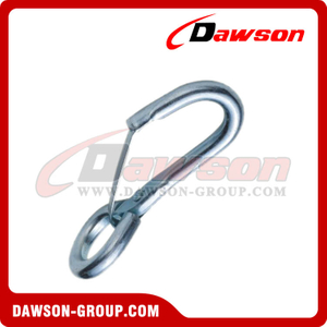Stainless Steel Snap Hook NO.115D
