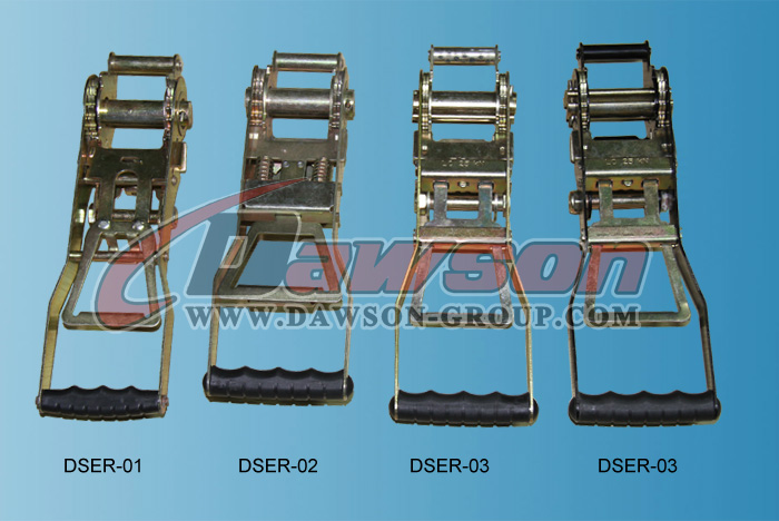 Ergo Ratchet Buckles - Dawson Group China Manufacturer Supplier