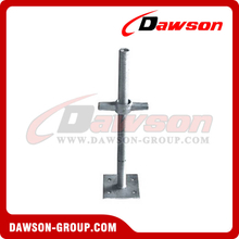 DS-C003A Solid Screw Jack Base