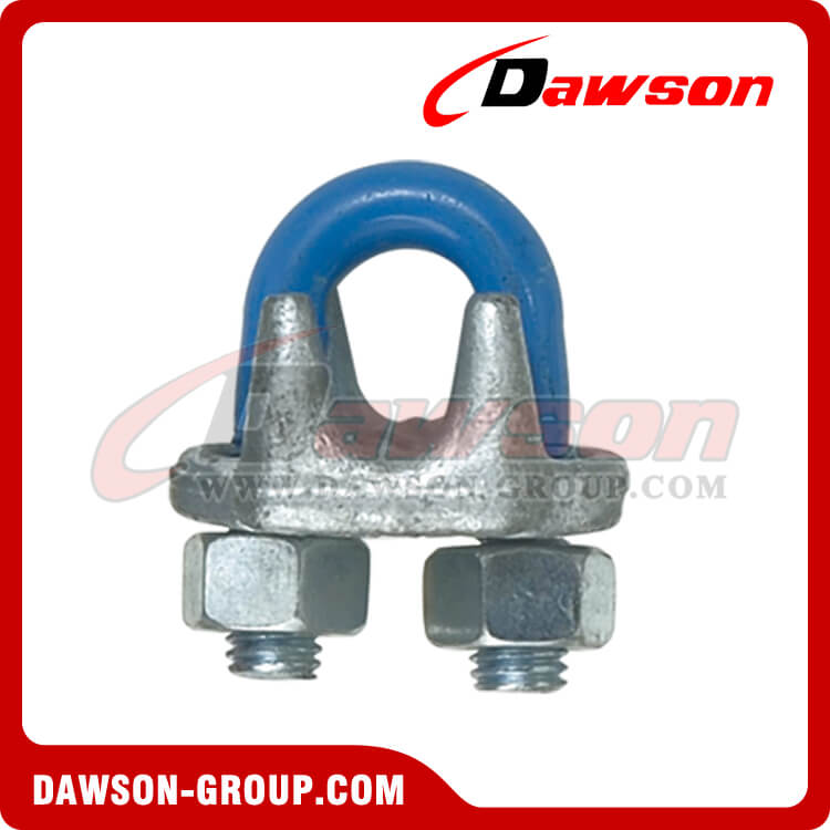 Wire Rope Clips, Drop Forged, American Type G450 - Dawson Group Ltd. - China Manufacturer, Supplier, Factory, Exporter