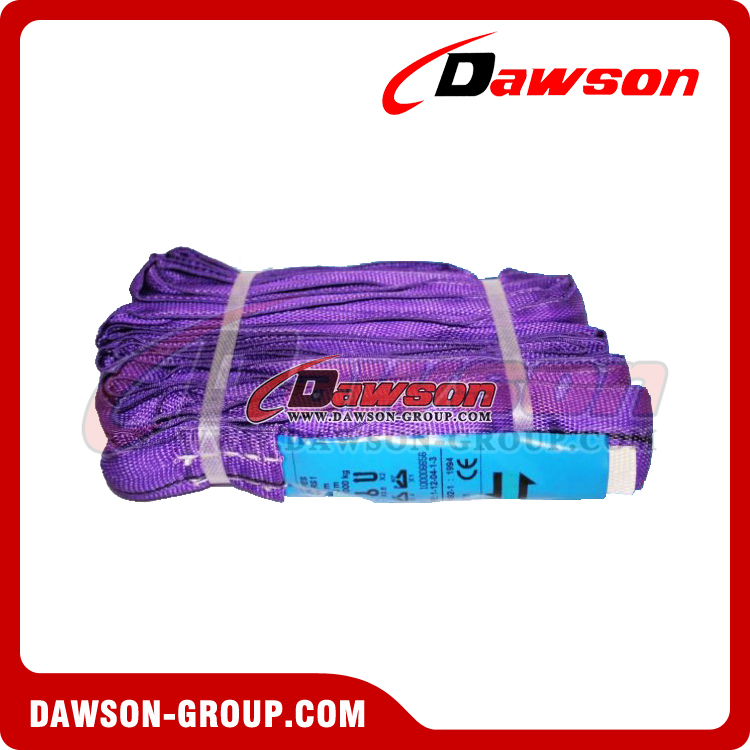1 ton round sling - Dawson Group Ltd. China Manufacturer Supplier