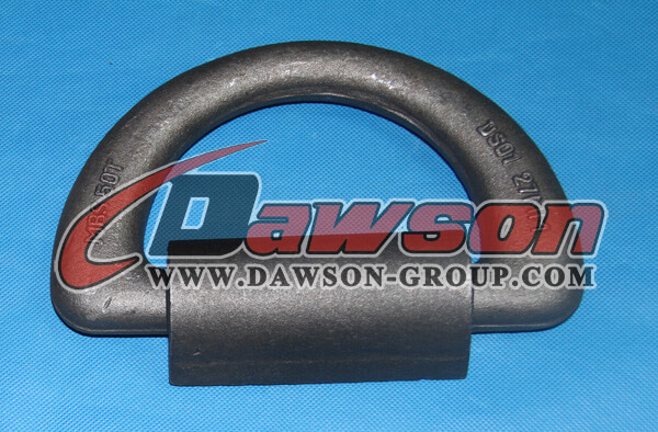 50Ton Forged D Ring With Wrap - China Manufacturer Supplier Dawson Group