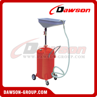 DSG2020 20 Gallon Pneumatic Oil drain