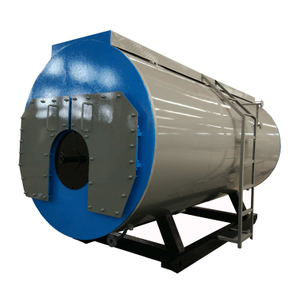 New Design Boiler Type Horizontal Industrial Lpg Fired Steam Boiler