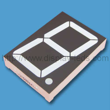 1.5 inch (38.1mm) dual color 7 segment LED Display