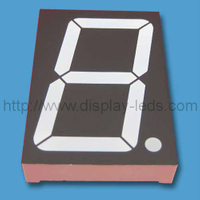1.20 inch dual color 7 segment LED Display