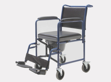 YJ-7100C Commode Chair Foldable
