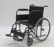 YJ-1110 Economy Steel manual wheelchair