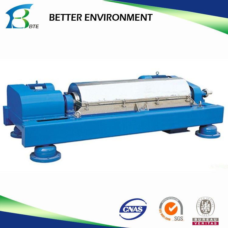 Horizontal Screw Centrifuge