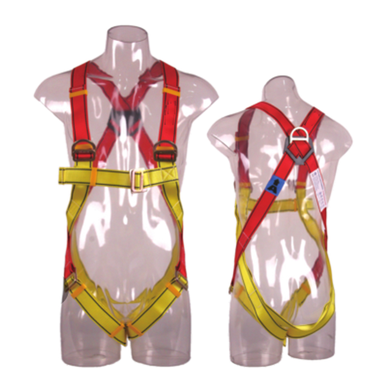 Safety Equipment Anti-falling Full Body Protection Construction Site Safety Harness