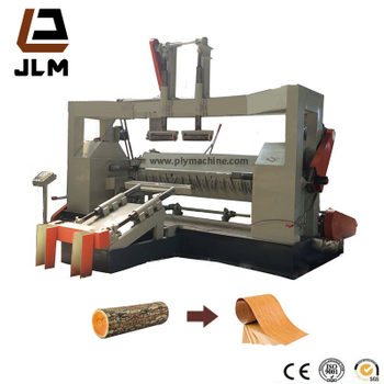 The Best Sale Okoume Face Veneer Peeling Lathe in Gabon