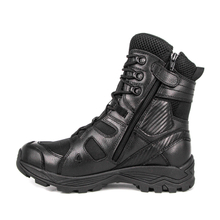 MILFORCE 4270 good quality new design balck army military boots