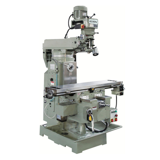 X6330U 54''x12'' Universal Milling Machine with X/Y Power Feed