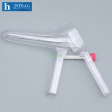 Vaginal Speculum With Lateral Screw