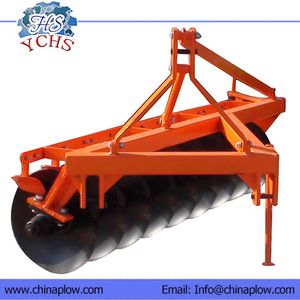 Paddy Driven Disc Plough
