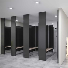 Brikley Compact Laminate Shower Cubicles