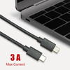 Type C to Type C Lighting Cable Support Macbook