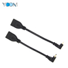 1080P 4K 90 Degree HDMI Cable Male to Female