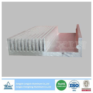 6063 Aluminium Profile for Heatsink