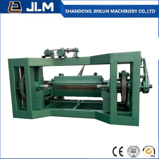 8 Feet Woodworking Spindle Peeling Machine