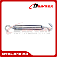 Stainless Steel U.S. Type Turnbuckle Hook & Hook