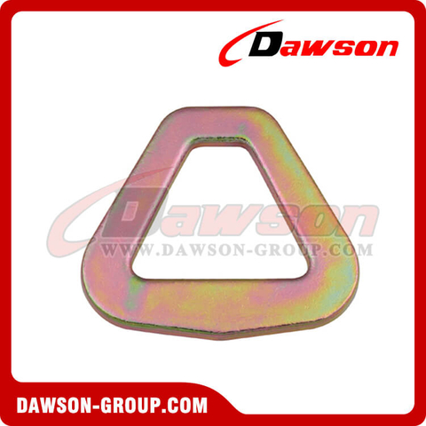 High Tensile Steel Alloy Flat Delta Ring DS-YID020