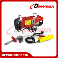 DS-PA200D-DS-PA1000D Mini Electric Wire Rope Hoist, Lifting Tools