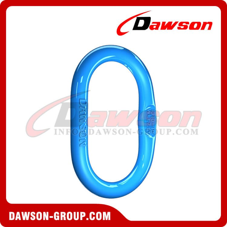 G100 Forged Master Link, Grade 100 Forged Steel Master Link for Chain Slings - Dawson Group Ltd. - China Supplier, Factory