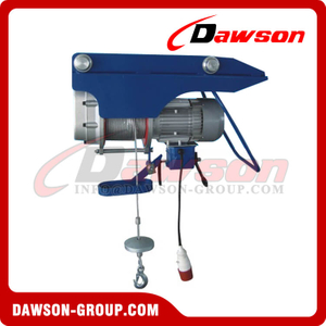 AC Push Electric Wire Rope Hoist for Mine Lifting with CE Approval