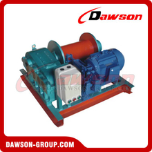 DS-JM1A 1000kg 1Ton Slow Building Electric Windlass for Moving with CE Approval