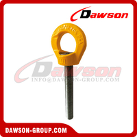 DS-PSA Duplex Stainless Steel Eye Bolt / Lifting Points for Outdoor Working