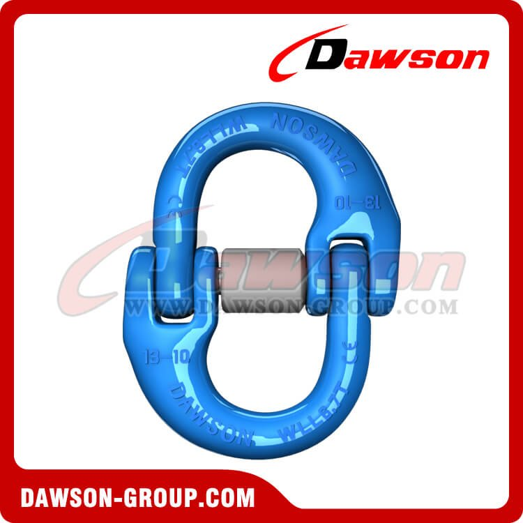 G100 / Grade 100 European Type Connecting Link for Lifting Chain Slings