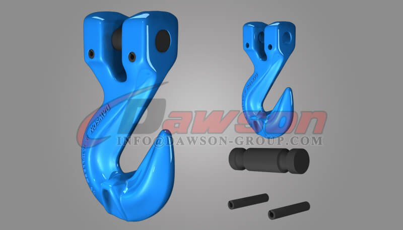 Grade 100 Clevis Shortening Cradle Grab Hook with Wings - Dawson Group Ltd. - China Manufacturer