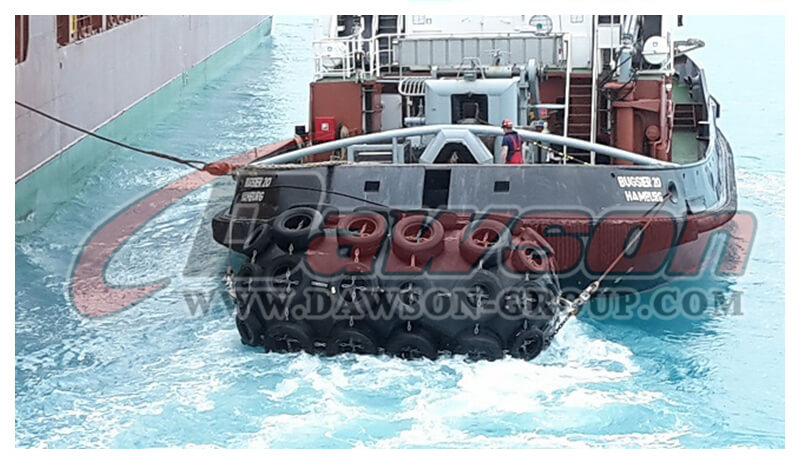 Application of Marine Rubber Fenders - China Manufacturer Supplier