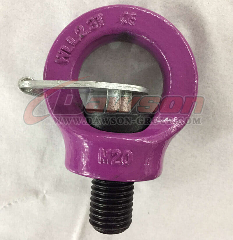 G80 Eye Type Lifting Points - China Manufacturer
