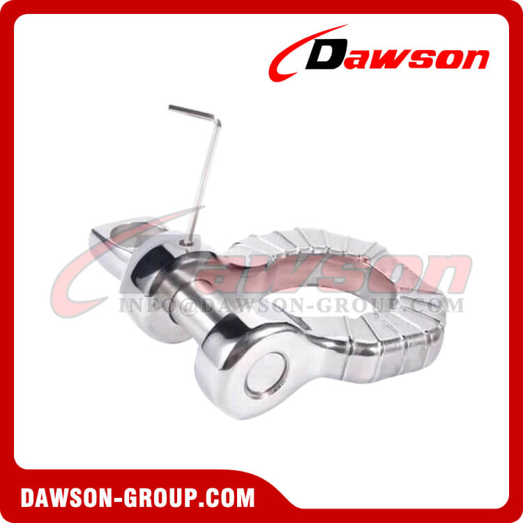 Stainless Steel 304 Shackle for Towing Hook