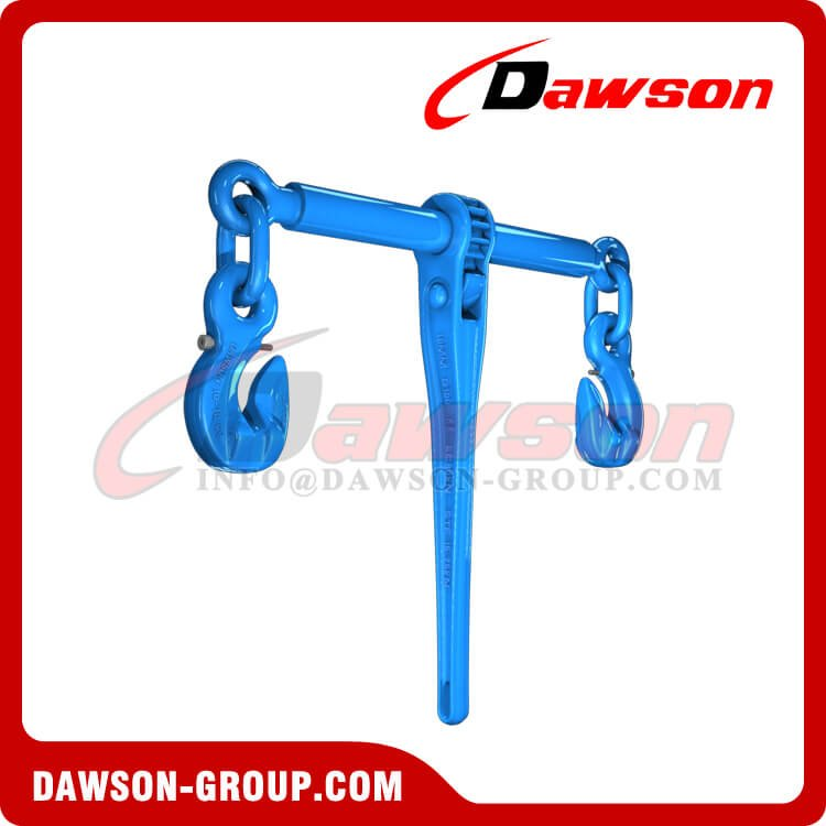 G100 Forged Ratchet Type Load Binder with Safety Hooks for Lashing - Dawson Group Ltd. - China Suppliler, Factory