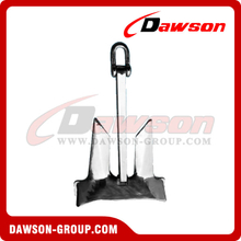 Stainless Steel 316 AC-14 HHP Stockless Anchor / SS316 AC-14 High Holding Power Stockless Casted Anchor