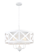 HLH-24945-5BK 5xE14 Top selling design Chandelier